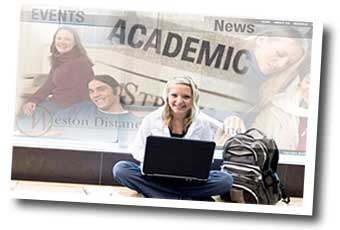 Weston Distance Learning News